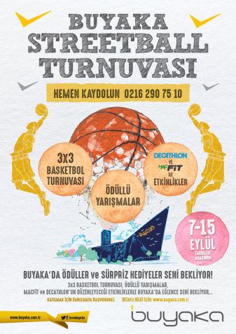 Buyaka Streetball Turnuvası